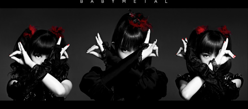 Babymetal: Gimme Chocolate!!