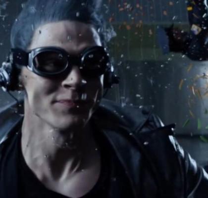 Quicksilver in X-Men: Days of Future Past
