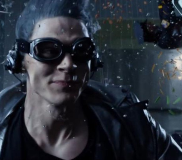 Quicksilver in X-Men: Days of Future Past