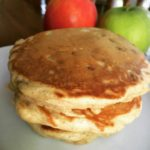 Apple Cinnamon Pancakes: The Green Lantern vs. Star Sapphire Edition