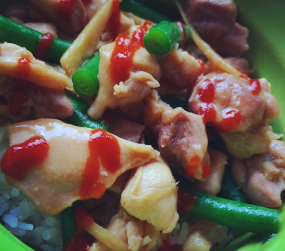 Chinese Chicken Crack