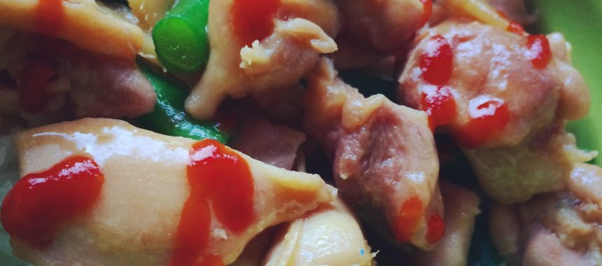 Chinese Chicken Crack: Grants Powers like Cloak and Dagger