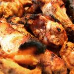 Grilled Kenyan Indian Wings
